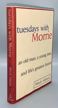 image of Tuesdays with Morrie: An Old Man, A Young Man and Life's Greatest Lesson