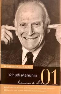 Yehudi Menuhin, Brahms und Beethoven, Violinkonzerte