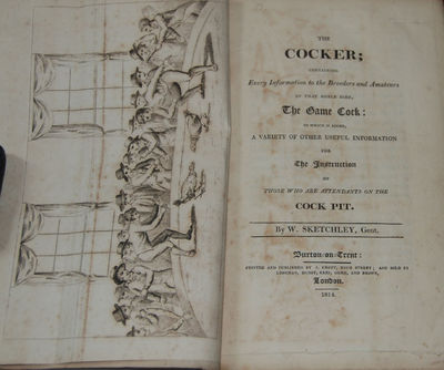 Burton-on-Trenmt: J. Croft, 1814. Second (expanded) edn. 8vo, pp. 154. Bound in contemporary boards ...