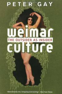 image of Weimar Culture - the Outsider as Insider