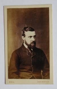 Carte De Visite Photographs. A Portrait of a Bearded Gentleman.