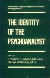 image of The Identity of the Psychoanalyst