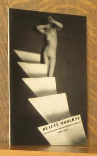 BEAUTE MODERNE, LES AVANT-GARDES PHOTOGRAPHIQUES TCHEQUES 1918-1948