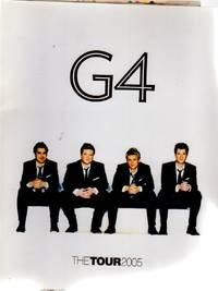 G4 - The Tour 2005 ( CONCERT PROGRAMME)