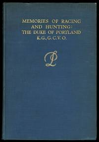 image of MEMORIES OF RACING AND HUNTING.