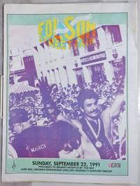 image of Folsom Street Fair Official Program 1991