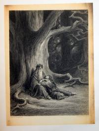 Loose plates from The Legend of Merlin and Vivien