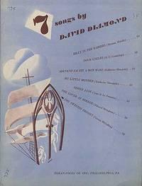 7 Songs by David Diamond. The Twisted Trinity