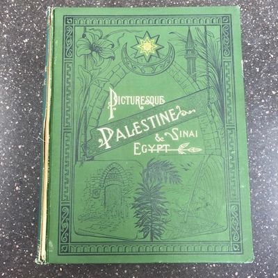 New York: D. Appleton and Co, 1881. 4tos., 4 volumes; VG; spines green cloth with gilt lettering; al...