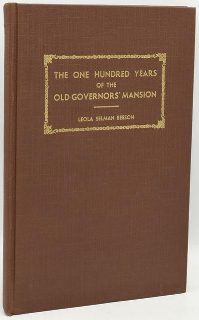 Macon, Georgia: The J. W. Burke Company, 1938. First Edition. Hard Cover. Near Fine binding. Stated ...