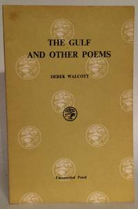 The Gulf and Other Poems. Proof. SIGNED.