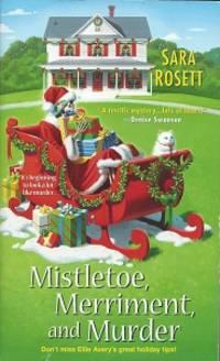 image of Mistletoe, Merriment, and Murder