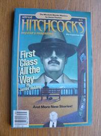 Alfred Hitchcock's Mystery Magazine Mid-September 1983 by  James Thurber  Walter Satterthwait - Paperback - First Appearance first printing - 1983 - from Scene of the Crime Books, IOBA (SKU: biblio15700)
