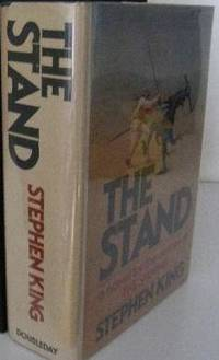 The Stand by  Stephen King - 1st Edition - 1978 - from Quintessential Rare Books, LLC and Biblio.com