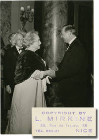 1957 Cannes Film Festival (Collection of 16 original photographs)