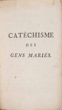 Catéchisme de gens mariés