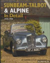 Sunbeam-Talbot and Alpine in Detail 1935-1956