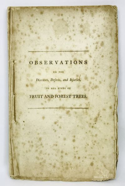 Observations on the Diseases,...