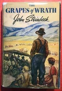 The Grapes of Wrath by  John Steinbeck - 1st Edition - 1939 - from Idler Fine Books and Biblio.com