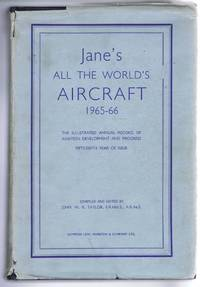 Jane's All the World's Aircraft 1965-66. Fifty-sixth year of issue
