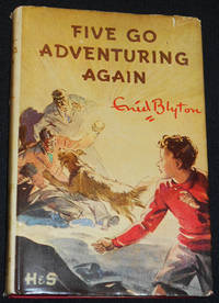 image of Five Go Adventuring Again: An Adventure Story for Boys and Girls; Drawings by Eileen A. Soper