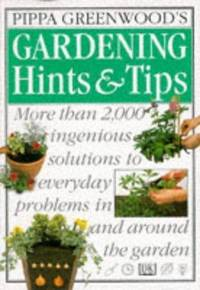 Pippa Greenwood's Gardening Hints & Tips