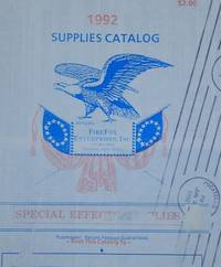 1992 Supplies Catalog [ Firefix Enterprises, Inc