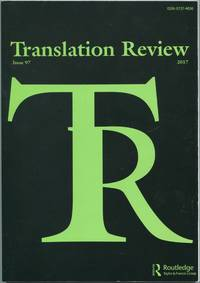 image of Translation Review: April 2017, Issue 97