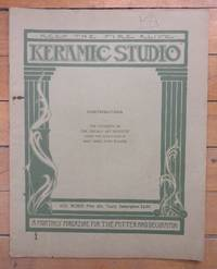 Keramic Studio August 1912