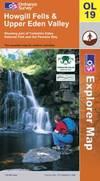 image of Howgill Fells and Upper Eden Valley (Explorer Maps) (Explorer Maps)