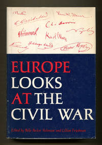 Europe Looks At The Civil War