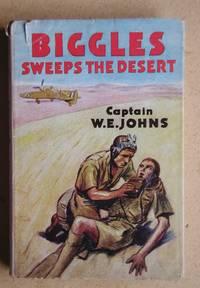 Biggles Sweeps The Desert.
