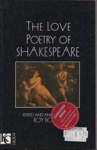 The Love Poetry of William Shakespeare
