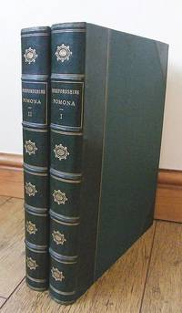 The Herefordshire Pomona. Containing coloured figures and descriptions of the most esteemed kinds of Apples and Pears.