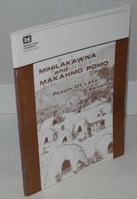 image of Mihilakawna and Makahmo Pomo People of Lake Sonoma