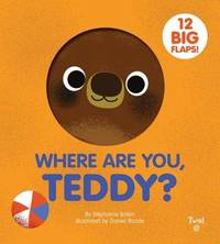 Where are You, Teddy? by Stephanie Babin - Hardcover - from The Saint Bookstore (SKU: A9782408004347)
