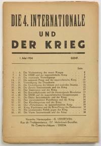 Die 4. Internationale und der Krieg