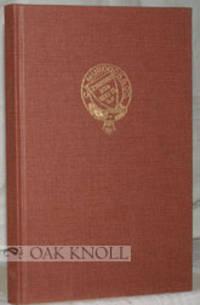 Berkeley: Tamalpais Press, 1973. cloth. Murdock, Charles A.. 8vo. cloth. x, 83, (3) pages. Limited t...