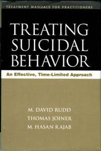 image of Treating Suicidal Behavior: An Effective, Time-Limited Approach