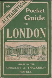 An Alphabetical Pocket Guide to London