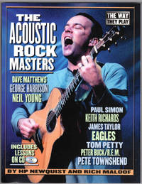 image of The Acoustic Rock Masters: The Way They Play: Includes Online Lessons