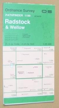 Radstock & Wellow. 1:25000 Pathfiner 1199 (ST 65/75)
