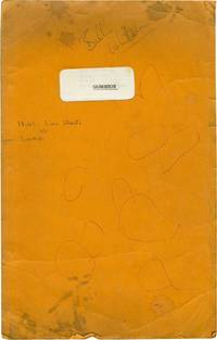 Gumshoe (Original screenplay for the 1971 film, Billie Whitelaw's working copy)