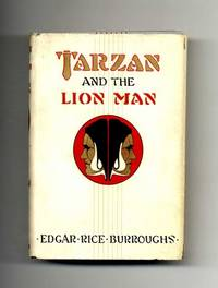 Tarzan and the Lion Man  - 1st Edition