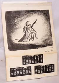 image of [Calendar for 1959 featuring political cartoons by Gray]