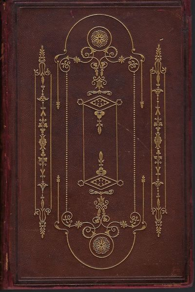 Philadelphia: Carey And Hart, 1849. First Edition, reprinted a number of times. Thick tall 8vo., dec...