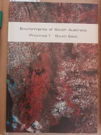 image of Environments of South Australia Province 1 South East with Map