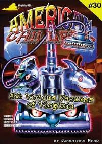 Vicious Vacuums Of Virginia (American Chillers #30)