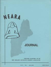 NEARA Newsletter: Vol. 14, No. 4, Spring 1980--Issue No. 54