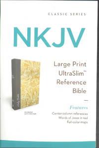 9780718041175 - NKJV, UltraSlim Reference Bible, Large Print
